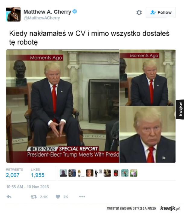 A teraz dzieci opowiem wam jak zostałem Prezydentem
