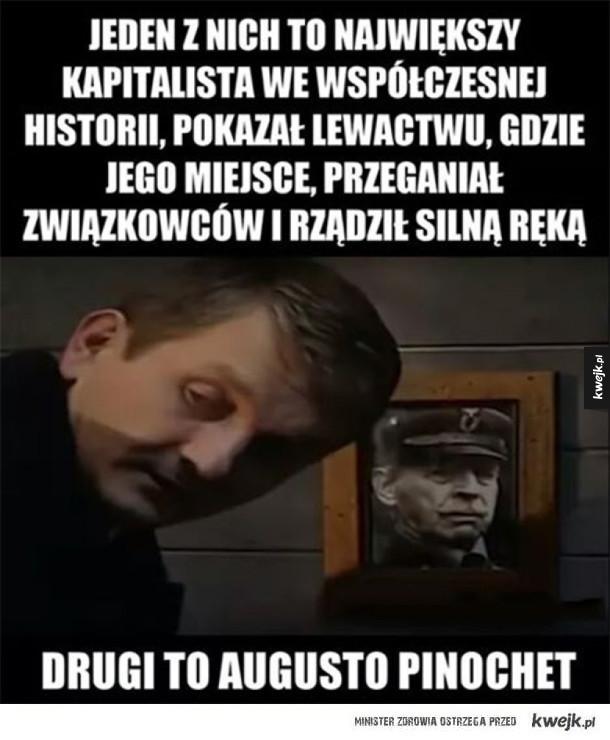 Janusz Tracz kapitalista