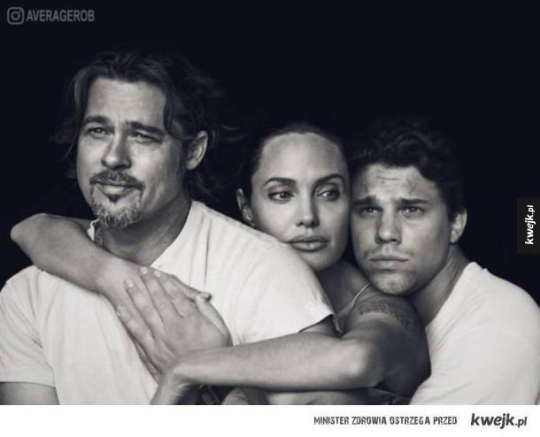 Świetne przeróbki zdjęć z celebrytami autorstwa Average Roba
