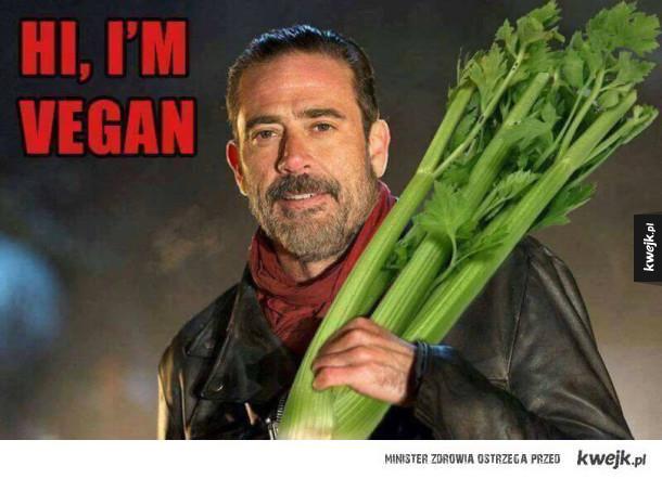 I'm Vegan