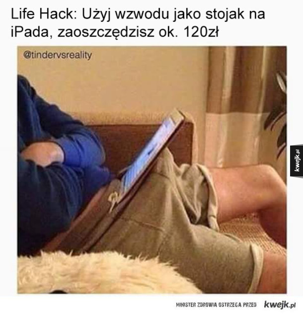 Life Hack dla panów