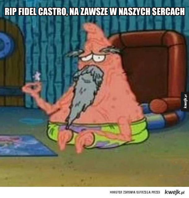 Rip Fidel Castro