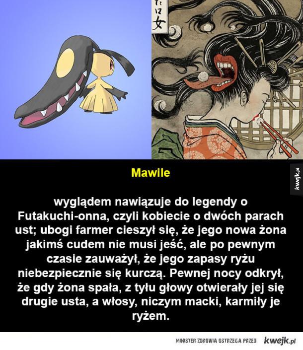 Pokemony, które powstały na podstawie legend i mitologii