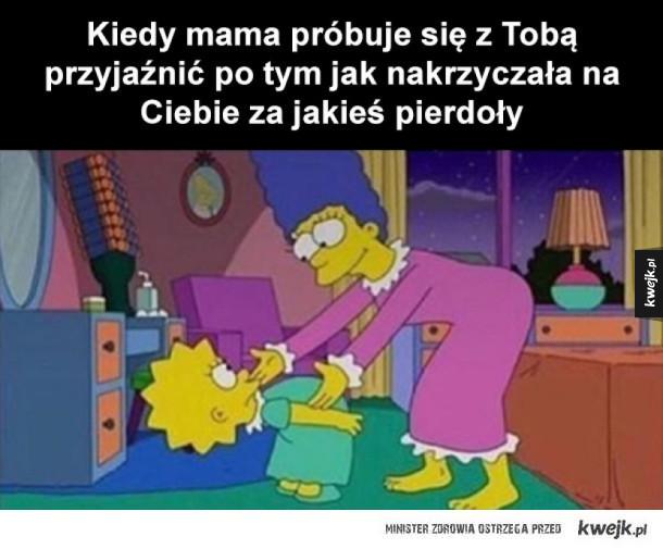 weź się mamo
