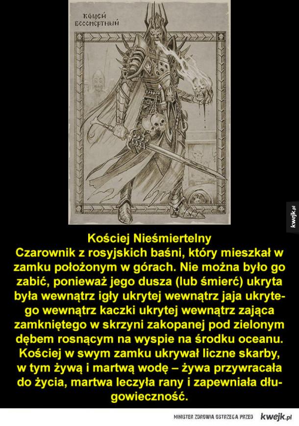 Odrobina słowiańskiego folkloru, cz. 1