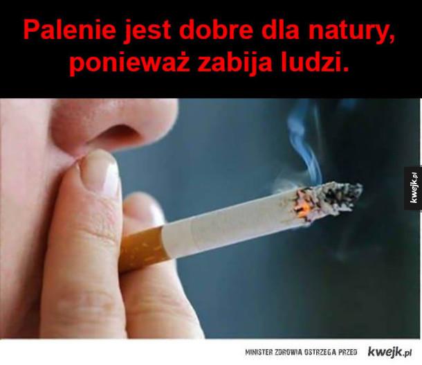 Palenie taki jest