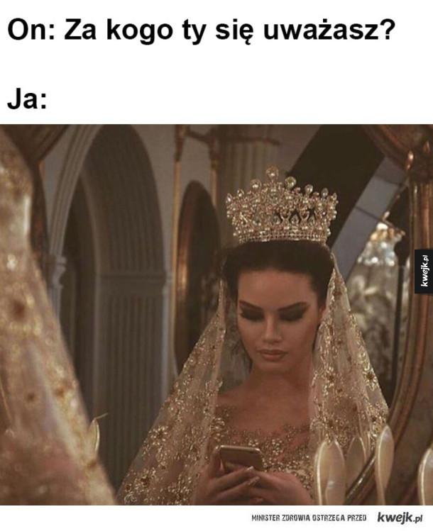 Jestem księżniczką