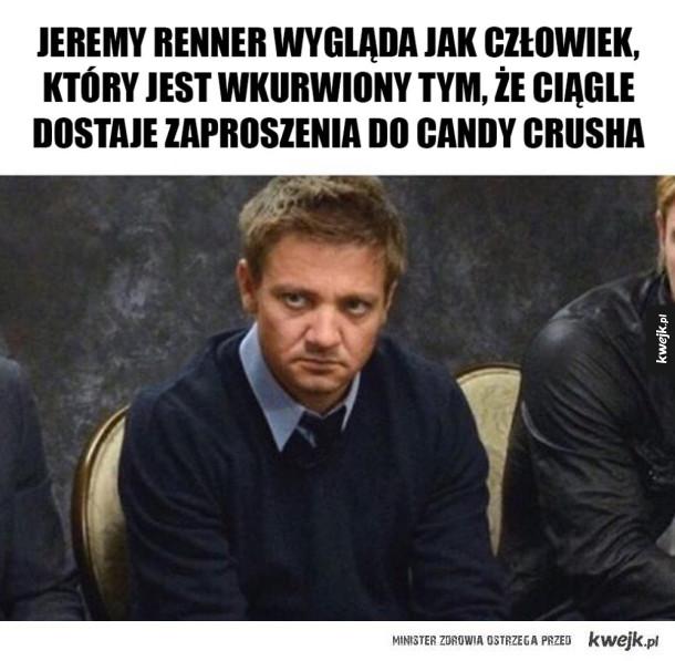 Zaproszenia do candy crusha