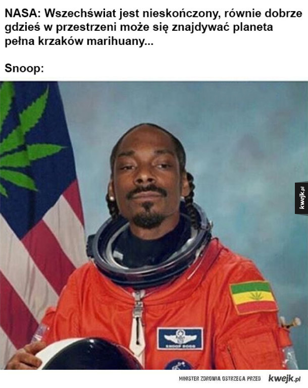 Snoop astronauta