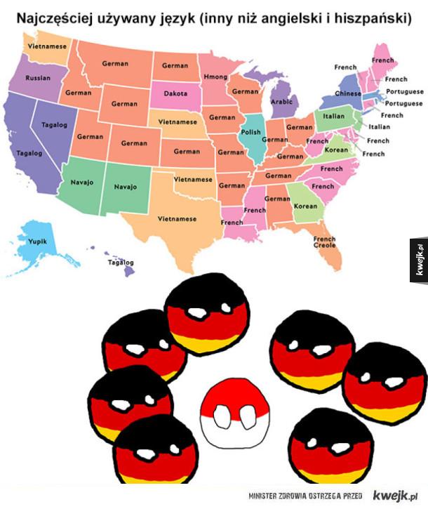 Zawsze tak samo, otoczeni przez Niemców