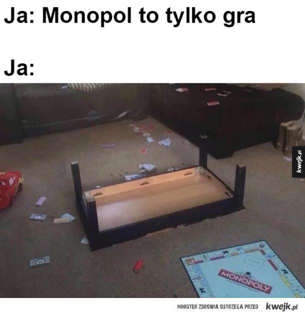 Monopol to tylko gra