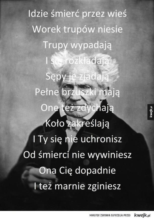 Schopenhauer poeta
