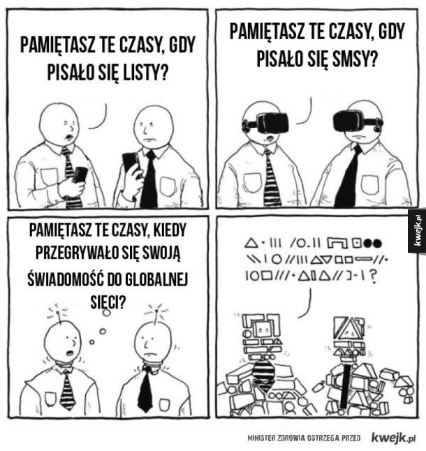 Zabawne komiksy, z lekką nutką goryczy