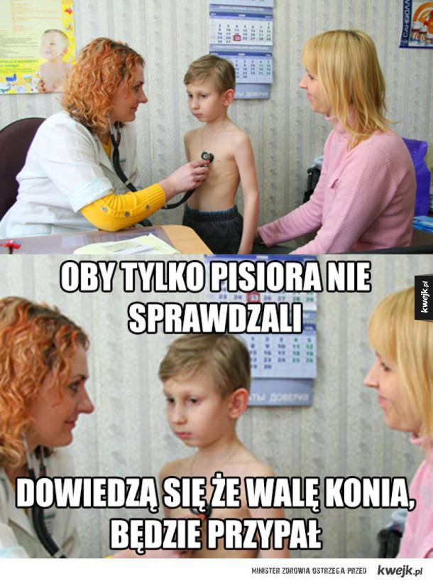 Szkolny lekarz