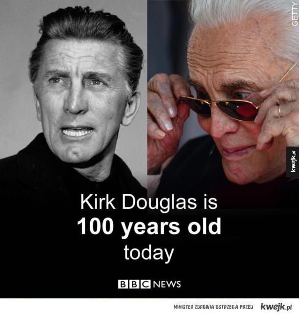 Sto lat Kirk :)
