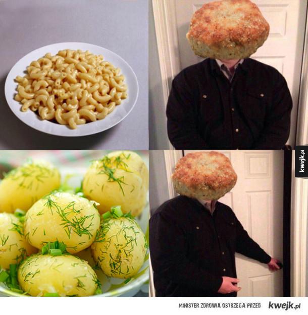 Mielone tylko z ziemniakami