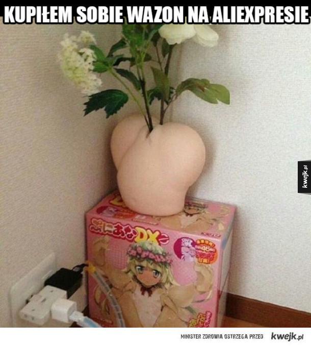 Najpiękniejszy wazon z Chin