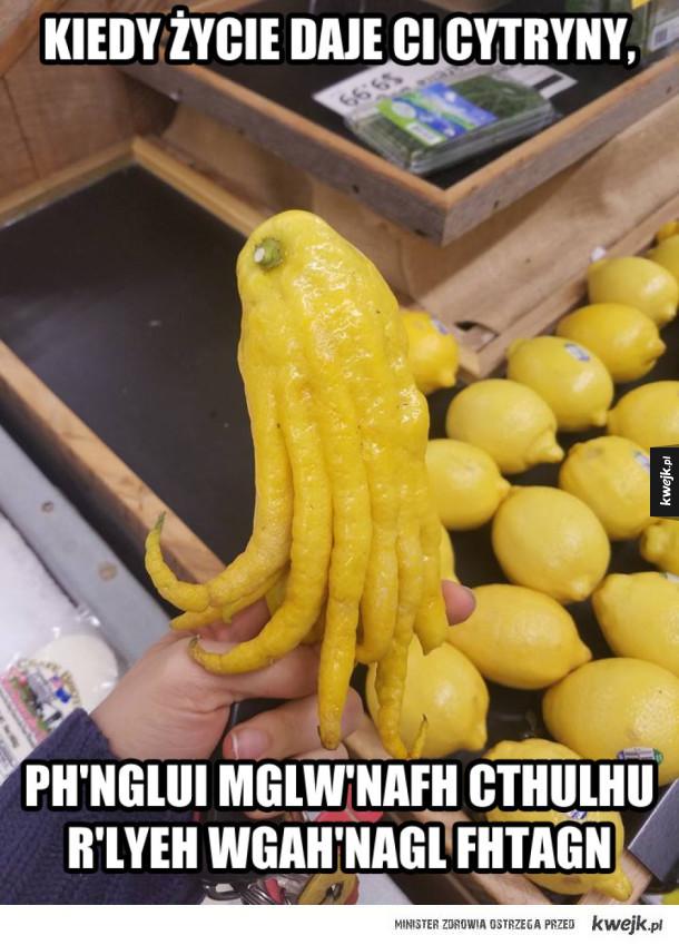 Cytryna Cthulhu