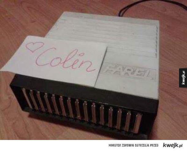 Colin Farel