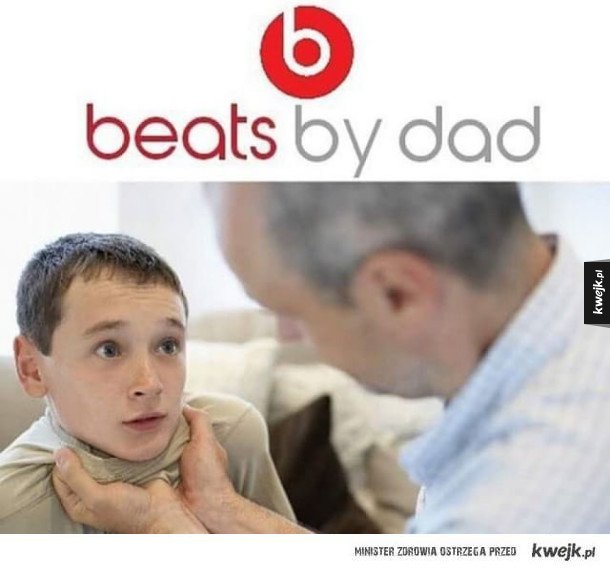 Beats by dad
