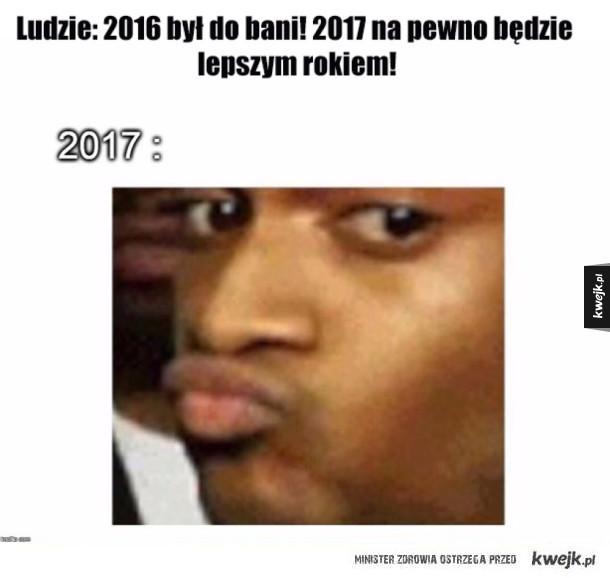 Czy 2017 będzie lepszym rokiem ?