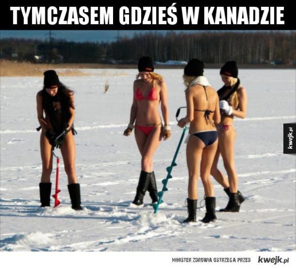 Kanadyjki to gorące dziewczyny