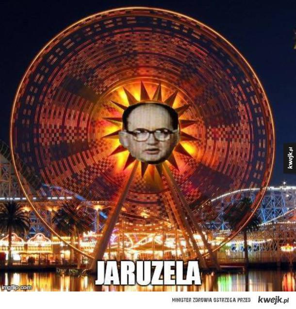 Jaruzelski ma wiele twarzy