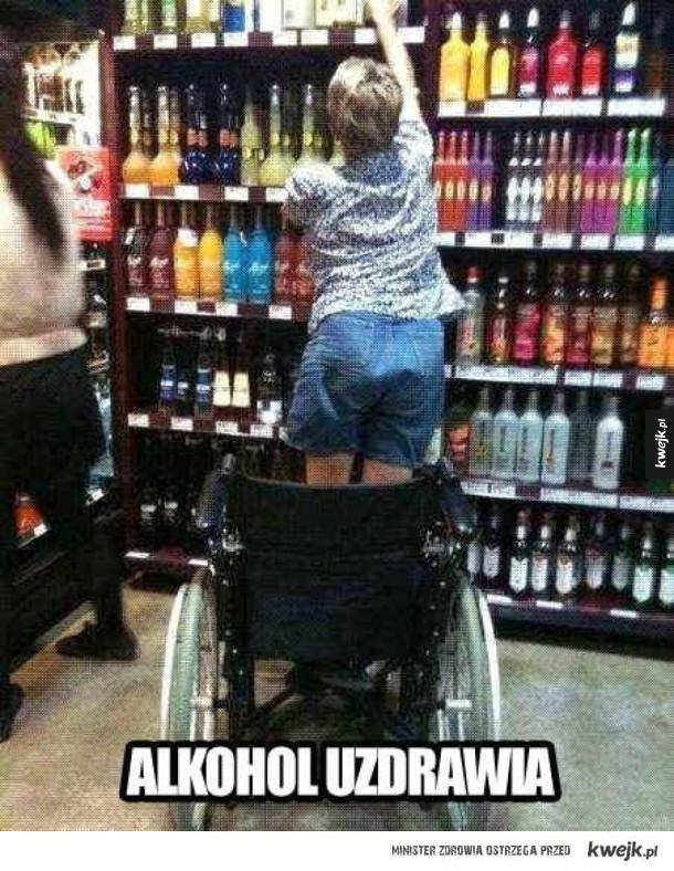 pijcie zatem dużo alkoholu