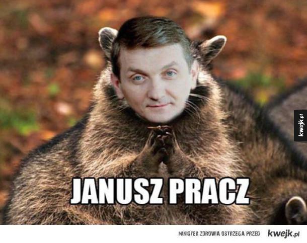 Janusz pracz