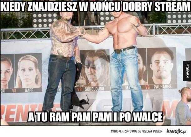 Memy po walce Pudziana z Popkiem - i ja mu mówię wtedy weź ty popuś się poddaj po 45 sekundach jak najman