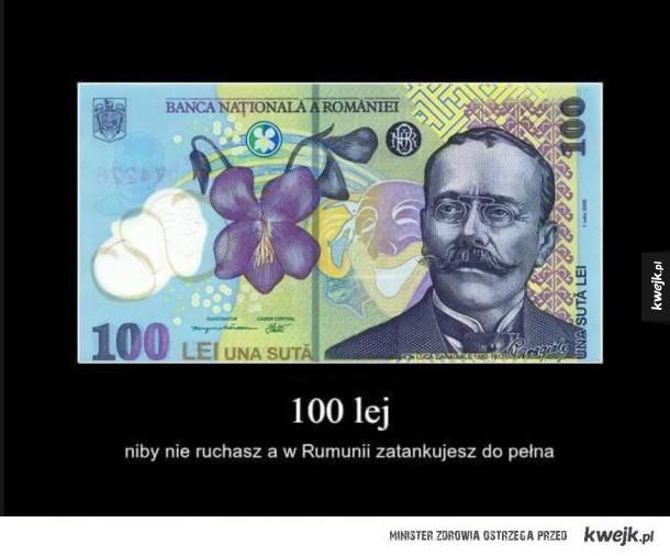 100 lej