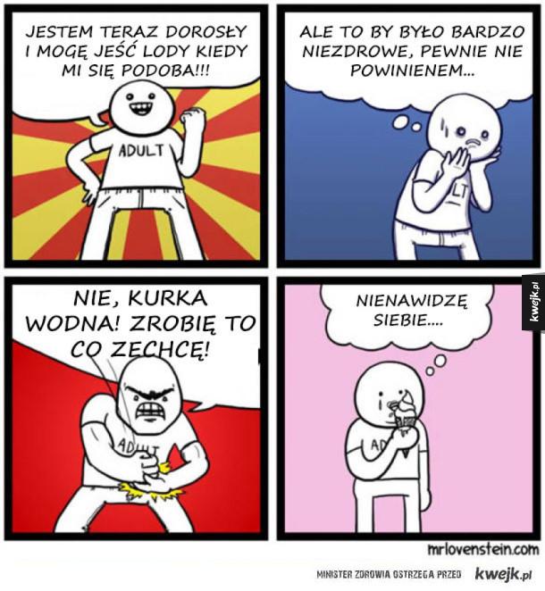 Komiksy dla fanów czarnego humoru, część 3