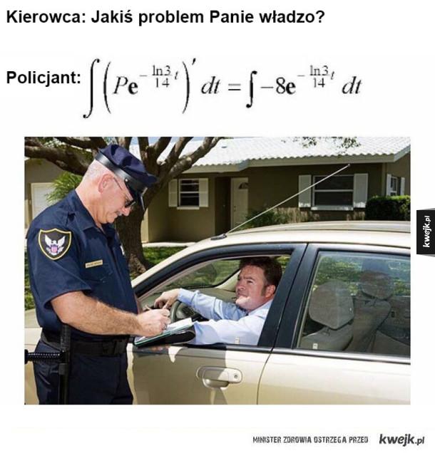 Jakiś problem Panie władzo?