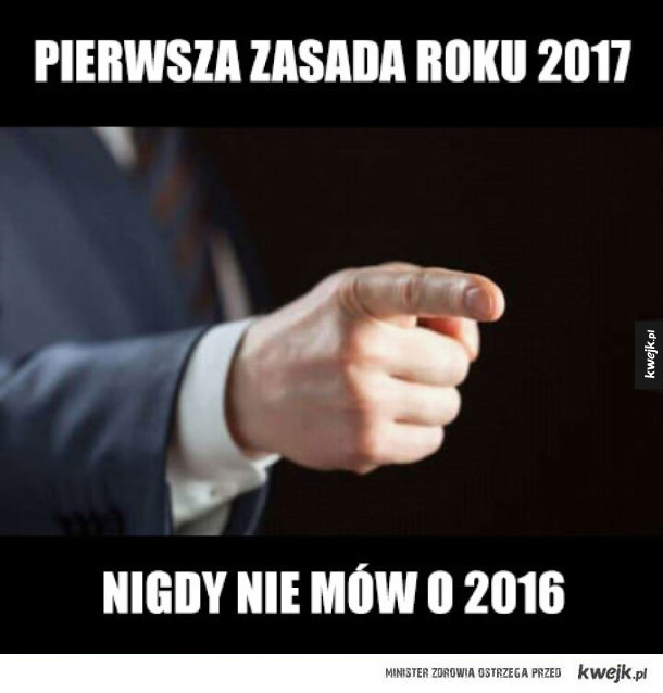 koniec z 2016