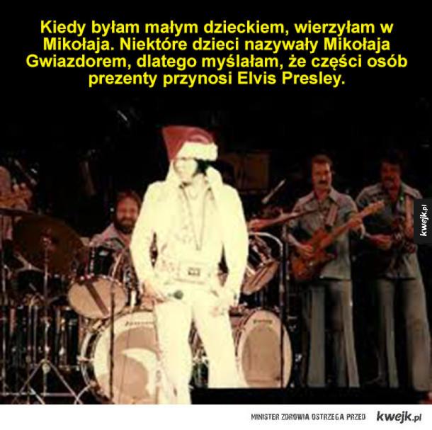 Mikołaj Elvis