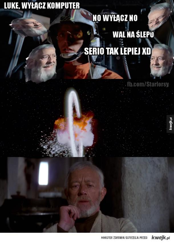 Kenobi nie umie nawet trollować