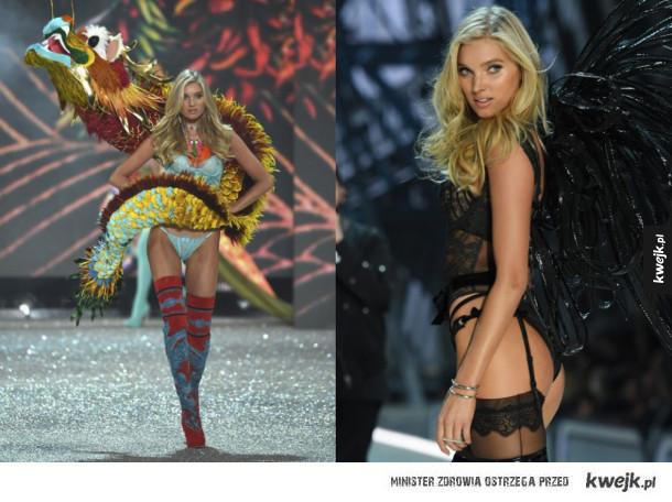 Zdjęcia z pokazu Victoria's Secret w Paryżu