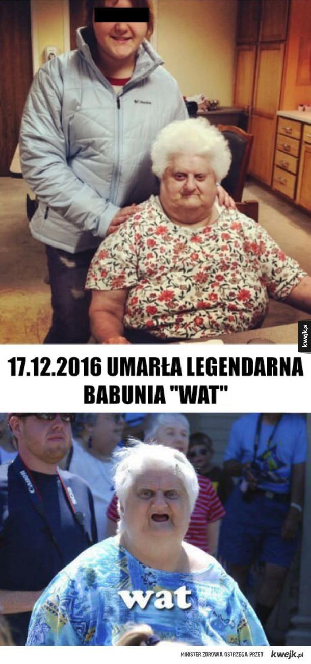 legendarna babunia