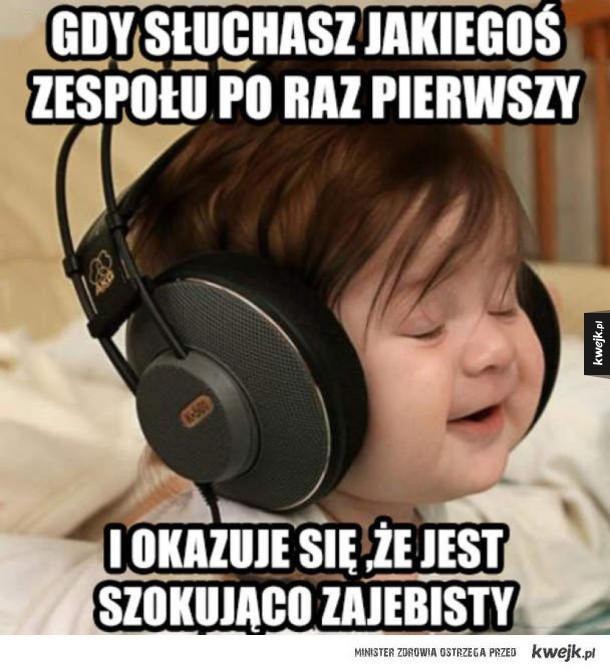 świat w słuchawkach
