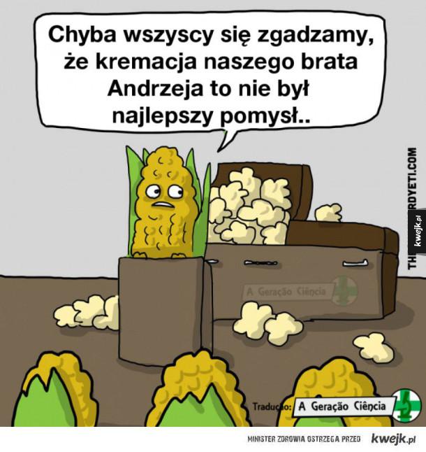 Kremacja Andrzeja
