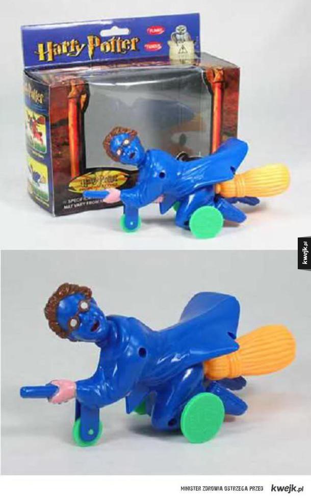 Podróbki zabawek, które są chyba lepsze od oryginału