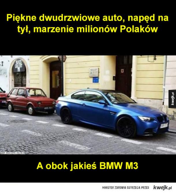 Piękny samochód