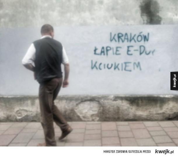 A Kraków dalej swoje