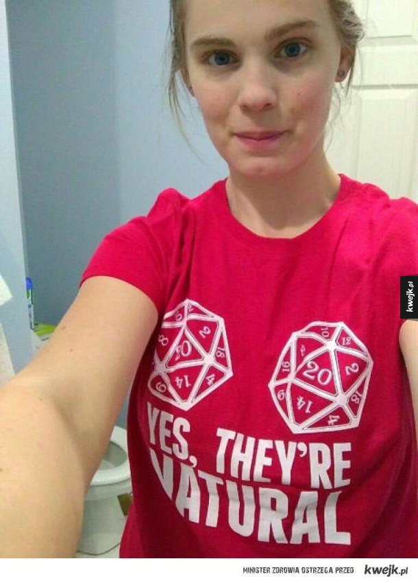 koszulka mówi wiele