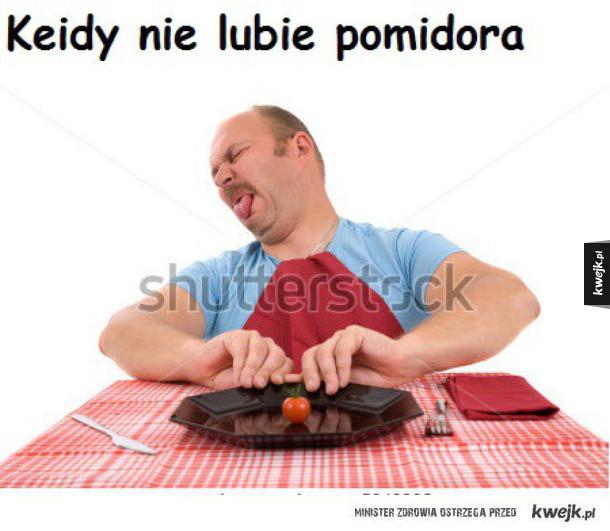 Lubicie pomidor?