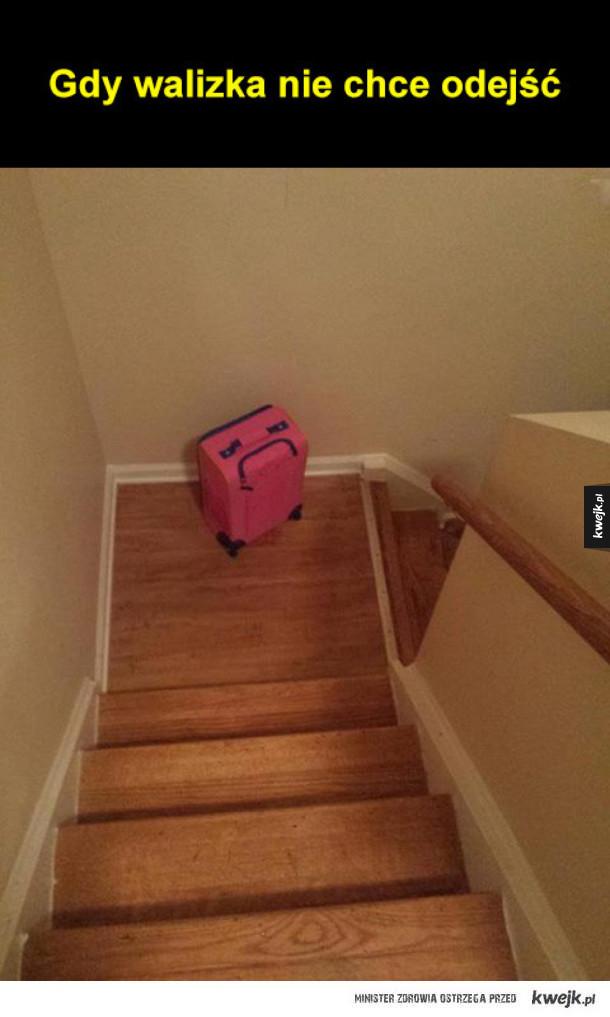 Biedna walizka