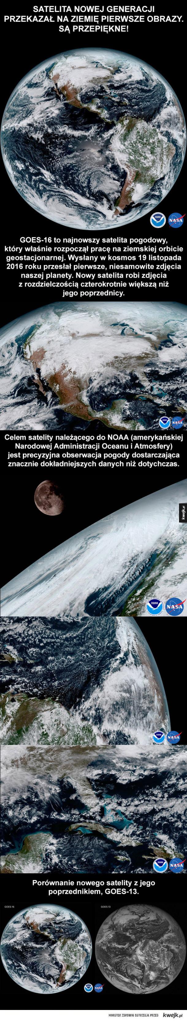 satelita nowej generacji
