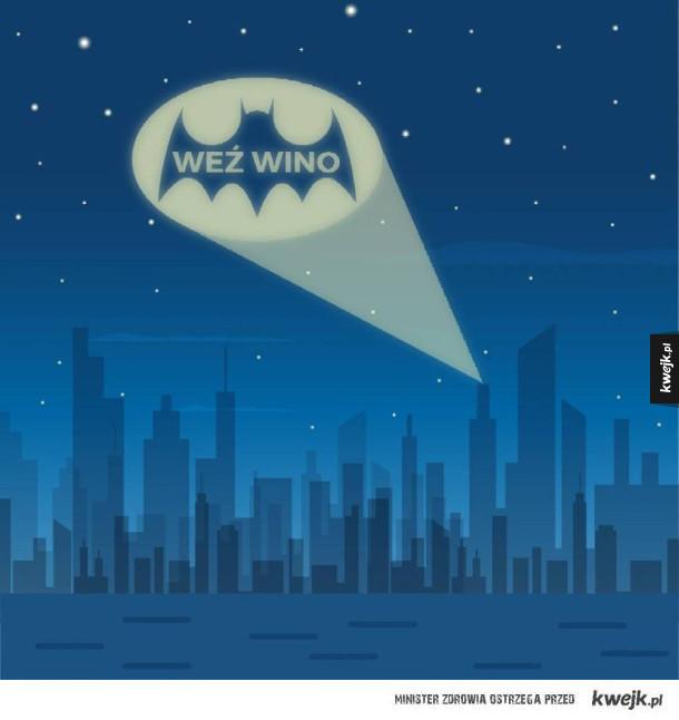Bat sygnał