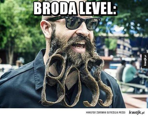 Teraz to jest broda!