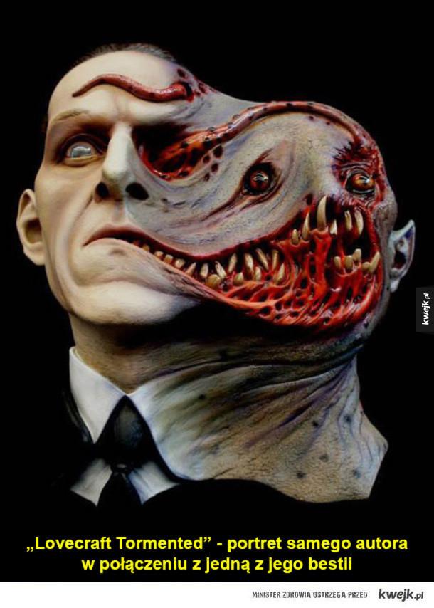 Rzeźby dla fanów H.P. Lovecrafta